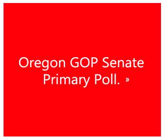 Oregon GOP Senate Primary Poll