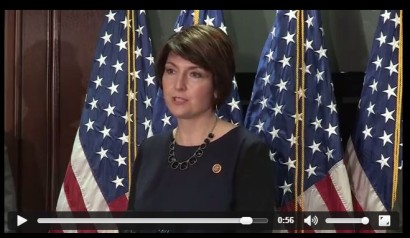 Cathy McMorris Rodgers Press Conference: Bottom-Up Growth