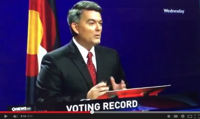 Cory Gardner's Debate: A New Kind of Republican