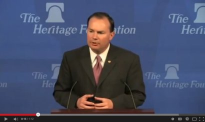 Mike Lee: We're Not the Party of Big Anything. We're the Party for Everyone