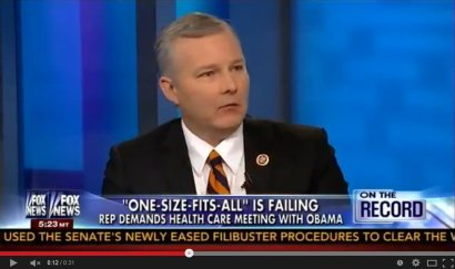 Tim Griffin on Fox News: Stop Doing Things the Old Way, Let's Have New Solutions
